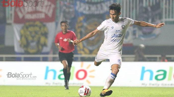 Motivasi Berlipat Ganda, Hanif Sjahbandi Optimis Arema FC Bisa Kandaskan Persipura