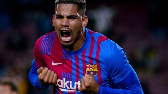 Gol Bocah 22 Tahun pada Menit 90, Selamatkan Muka Barcelona dari Kekalahan atas Tim Gurem