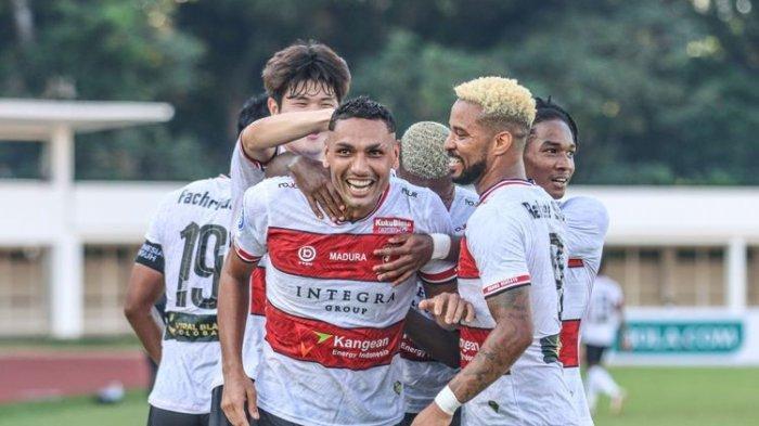 Madura United Pecah Telur, Rahmad Darmawan Beberkan Kunci Kemenangan Timnya