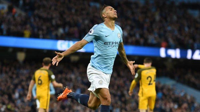 Manchester City Vs Brighton Hove Albion, The Citizens Menang Laga Kandang Terakhir dan Cetak Sejarah