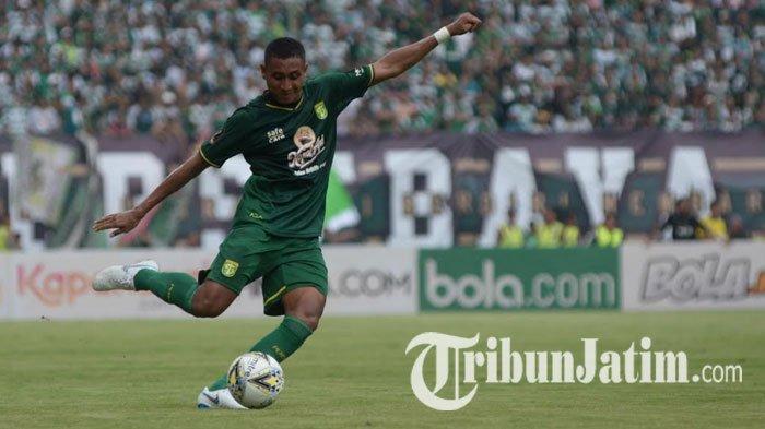 Persebaya Vs PSM Makassar, Bek Bajul Ijo Optimistis Bisa Redam Permainan Crossing Juku Eja