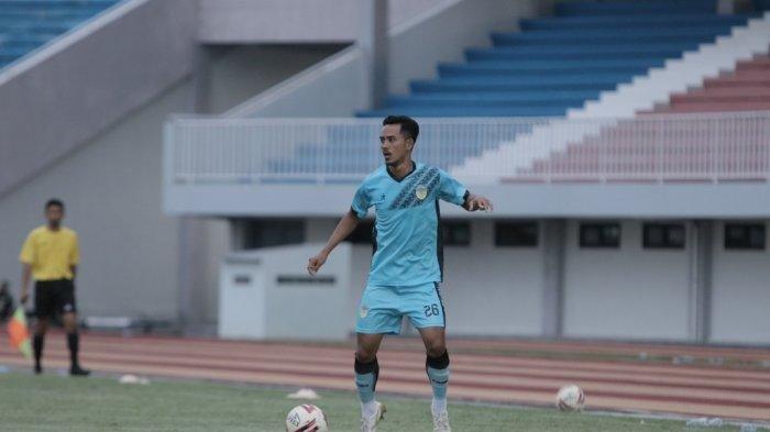 Uji Coba PSIM Yogyakarta Vs Arema FC, Taufik Hidayat Senang Jumpa Mantan Tim dan Teman Lama