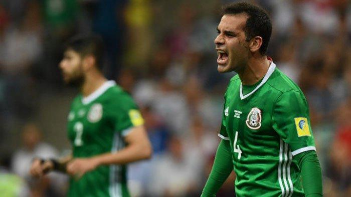 5 Fakta Rafael Marquez, Bek Timnas Meksiko, Pernah Terlibat Narkoba hingga Cetak Rekor Piala Dunia