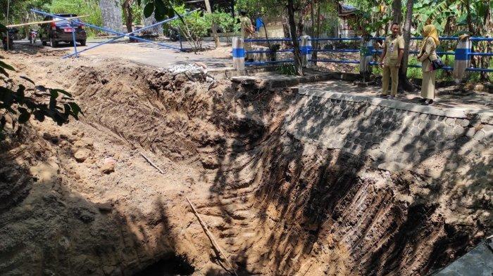 Lima Hari Melakukan Ekskavasi Di Kota Madiun, BPCB Jatim Sebut Ada Potensi Penemuan Candi