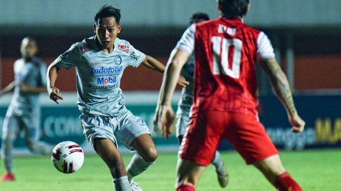 Susunan Pemain Persib Bandung Vs Persija Jakarta - Simic Absen, Beckham Starter