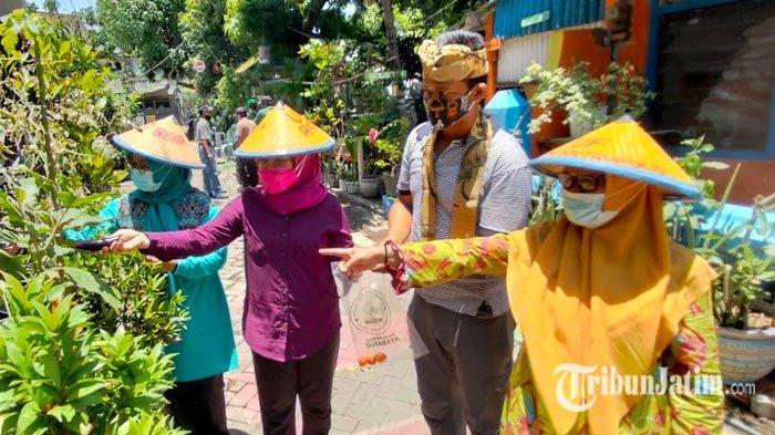 Upaya Jadi Sekolah Adiwiyata, SDN Jajar Tunggal III Surabaya Belajar Penghijauan dari Kampung Sayur