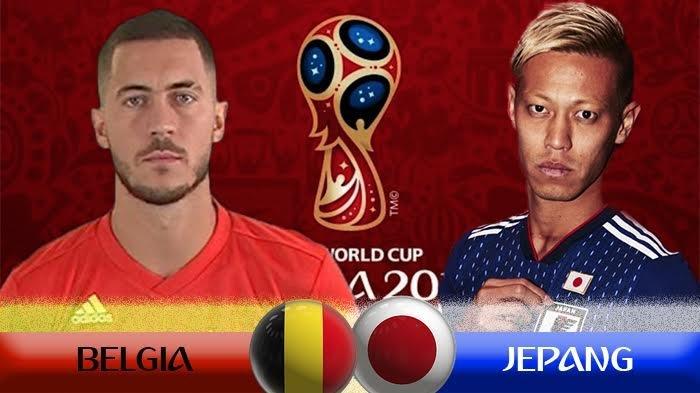 4 Fakta Jelang Pertandingan Jepang Vs Belgia di Babak 16 Besar Piala Dunia 2018