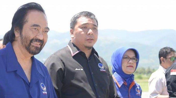 Partai NasDem Habiskan Dana Kampanye Pemilu 2019 Rp 259 Miliar, Paling Besar Sumbangan dari Caleg