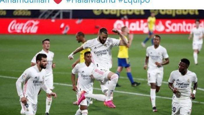 TERPOPULER BOLA: Persebaya Apresiasi Tarif Sewa GBT Turun hingga Karim Benzema Ucap Alhamdulillah