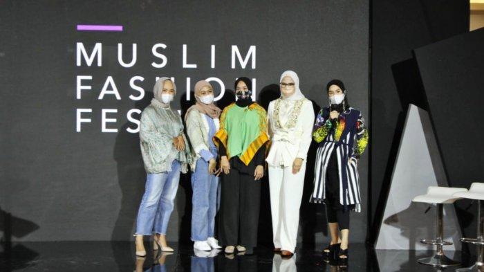 MUFFEST 2021 Banjir Harapan Para Desainer, Semangat Angkat Industri Fesyen Muslim di Masa Pandemi