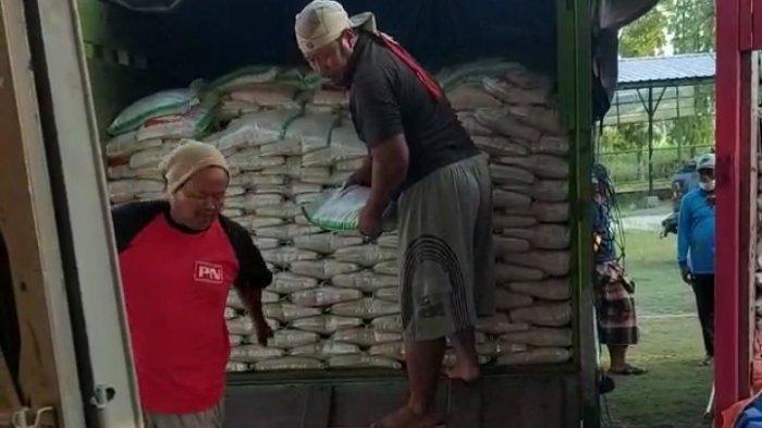 Beras Pengganti Langsung Dikirim ke Dinsos Bangkalan, Wagub Jatim Emil Dardak Apresiasi