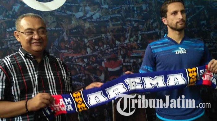 Arema FC Akui Terinspirasi dari Borneo FC Dalam Mencetak Kiper Muda Berbakat