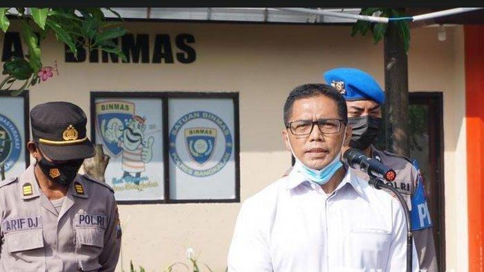 Buntut Pembubaran Orkes Dangdut, Polres Bangkalan Tahan Kepala Desa dan Oknum LSM