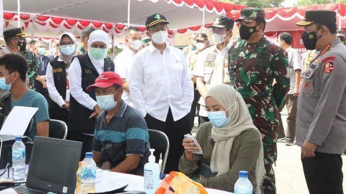 Pemkot Surabaya Gelar Vaksinasi Gotong Royong di 28 Lokasi