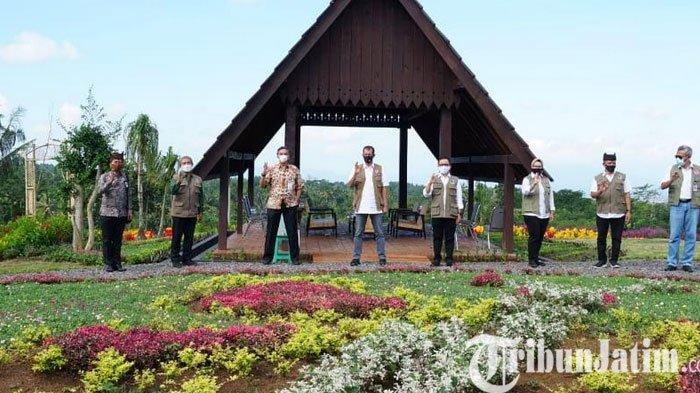 Pengembangan Agrowisata Banyuwangi Dapat Dukungan Kementerian PUPR