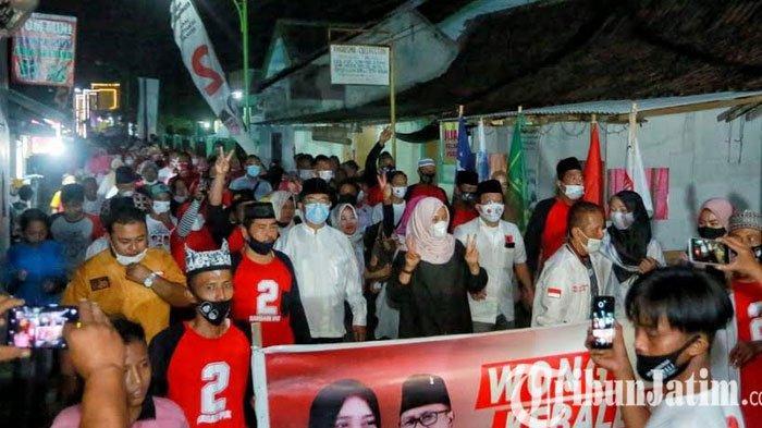 Ipuk Fiestiandani Dapat Suport Total dari Tetangga, Wong Baluk Pilih Tonggo Dewe