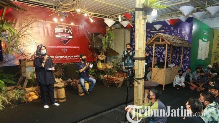 Ipuk Fiestiandani Didaulat Menjadi Pembina Asosiasi Komunitas E-Sports Banyuwangi