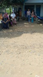 Belasan Tahun Warga Karangdoro Kecamatan Tegalsari Banyuwangi Terisolir, Jalan Rusak Parah