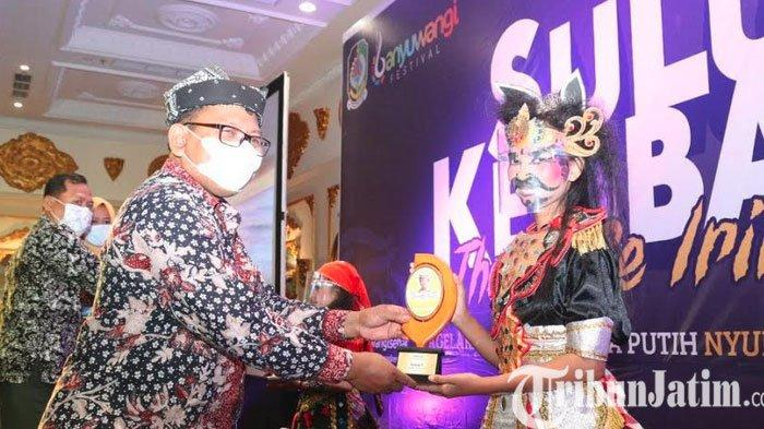 Kenang Maestro Tari, Banyuwangi Gelar Festival Kembang Sulur