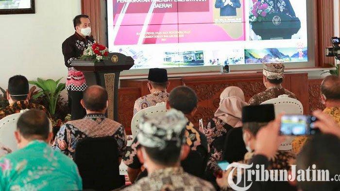 Kepala Balitbang Kemendagri Ajak ASN Banyuwangi Lanjutkan Tradisi Inovasi