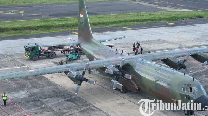 AirNav Banyuwangi Siaga 24 Jam Pantau Pergerakan Penerbangan Militer