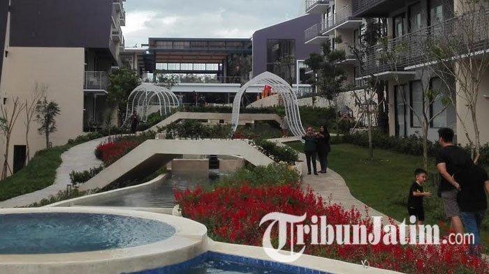 Hotel Bintang Lima Golden Tulip Holland Resort Batu Tutup Sementara di Tengah Pandemi Covid-19