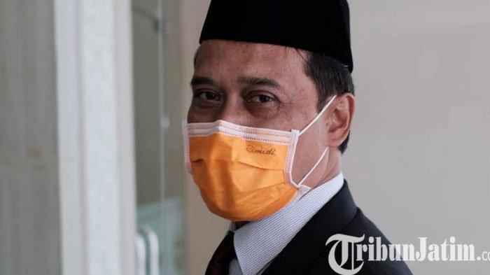 Sekda Kota Batu, Zadim Diperiksa KPK