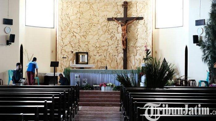 Natal di Tengah Pandemi, Gereja Gembala Baik Batu Terapkan Prokes dan Kuota untuk Umat