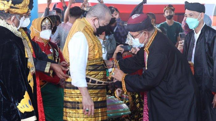 LaNyalla, Ketua DPD RI Dianugerahi Gelar Mia Ogena Yi Saragau oleh Kesultanan Buton