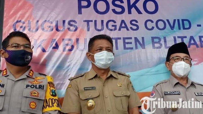 Bentuk Kampung Tangguh Covid-19, Bupati Blitar Berpesan Perlu Dihidupkan Lagi Jimpitan di Warga