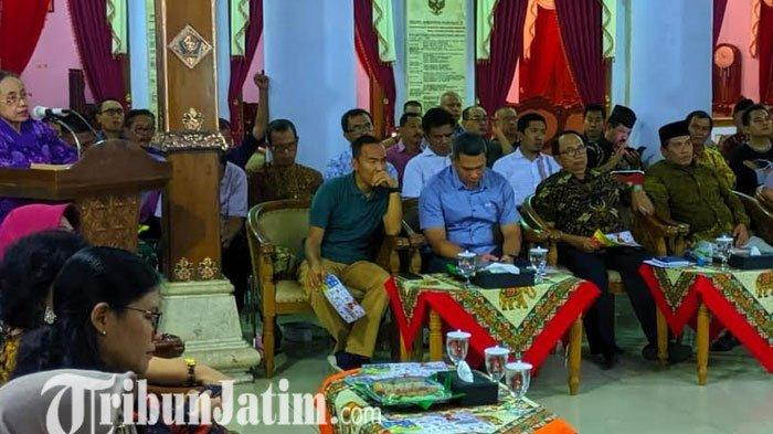 Bupati Blitar Rijanto Pimpin Rapat Koordinasi Antisipasi Penyebaran Virus Corona