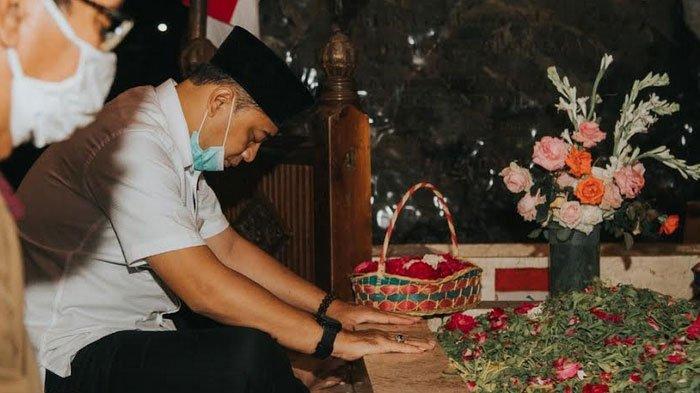 Ziarah ke Makam Bung Karno, Eri Serap Spirit Pengabdian Presiden Pertama RI