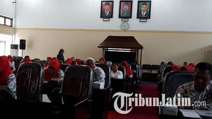 Penetapan Fraksi di DPRD Kota Blitar Tinggal Menunggu Surat dari Hanura dan PKS