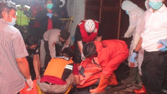 Terperosok di Saluran Air, Perempuan di Kota Blitar Tewas Terseret Arus Sejauh 100 Meter