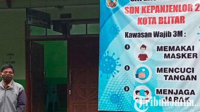 Bentuk Satgas Prokes di Sekolah untuk Persiapan Pembelajaran Tatap Muka di Kota Blitar