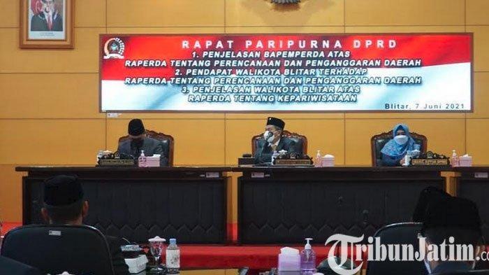 Sinkronkan Program di Kota Blitar, DPRD Usulkan Raperda Inisiatif