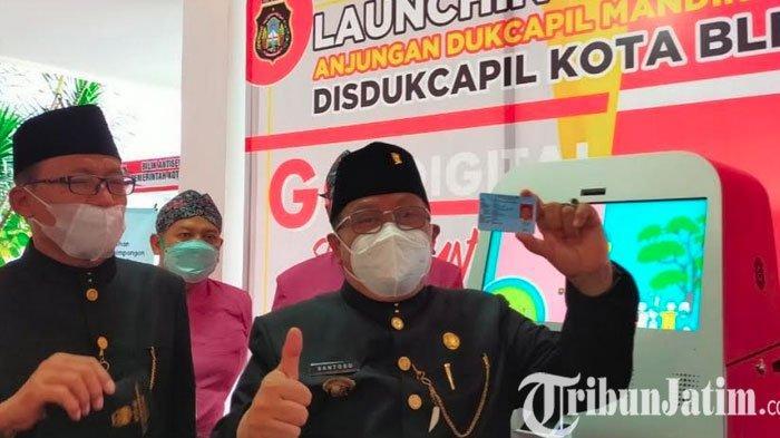 Peringati Hari Jadi ke-155, Wali Kota Blitar Launching Sejumlah Fasilitas Pelayanan Publik