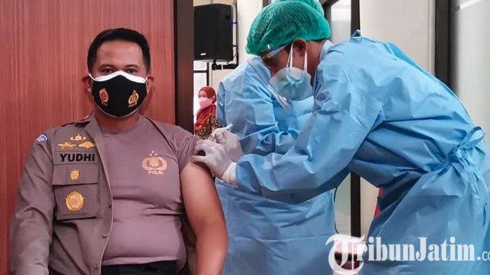 Vaksinasi Covid-19 Tahap Pertama di Kota Blitar Baru Capai 5 Persen, Ini Kendala yang Dihadapi