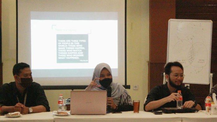 Menjadi 'Agent of Change' Dimulai dari Hal-hal Kecil Lewat Sociopreneur Discussion