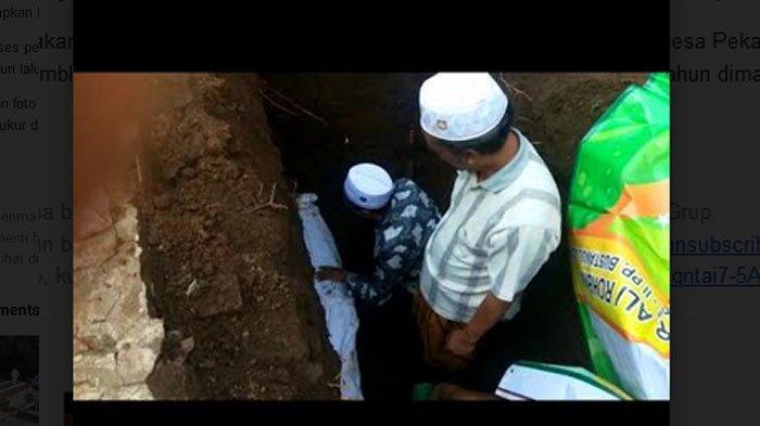 Dimakamkan Selama 4 tahun, Jasad Ulama Bondowoso KH Baidlawi Masih Utuh
