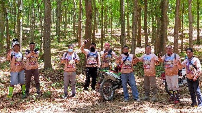 Ngetrail Ala Komunitas Cumi Adventure Bondowoso, Berbagi Warga Pinggiran