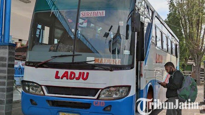 Belum Ada Skrining Kesehatan Bagi Penumpang Bus Asal Madura di Terminal Bondowoso