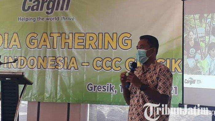 Produksi Coklat, PT Cargill Indonesia di Gresik Bantu Anak-anak Yang Stunting