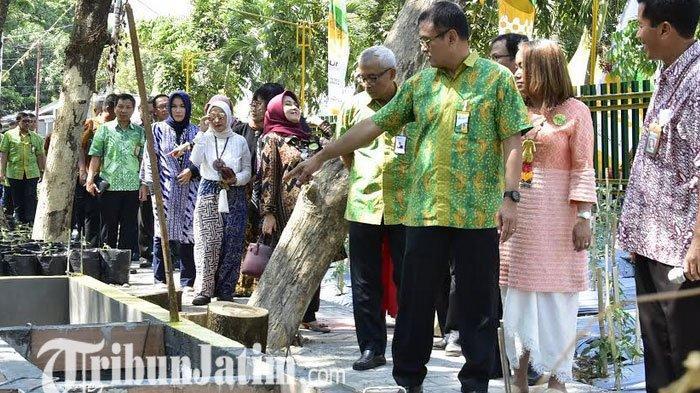 PG Resmikan Kebun Budidaya Ikan dan Sayur di Masjid Yang Berwawasan Lingkungan