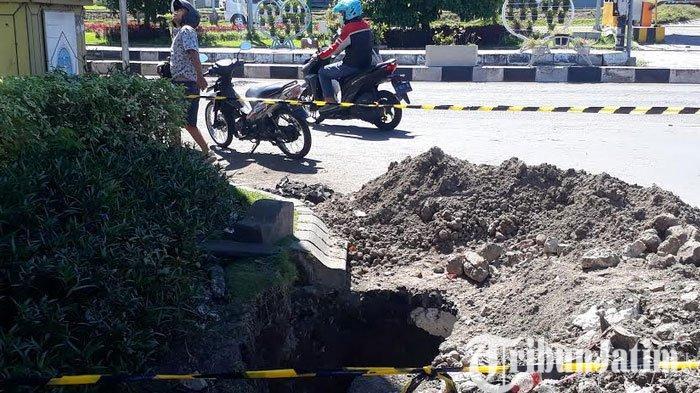 Kado Hari Raya Idul Fitri, Air PDAM Mampet di Perumahan GBA Kebomas Gresik, Warga Resah
