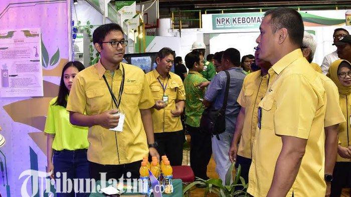 Perkuat Perusahaan, Petrokimia Gresik Gelar Konvensi Inovasi