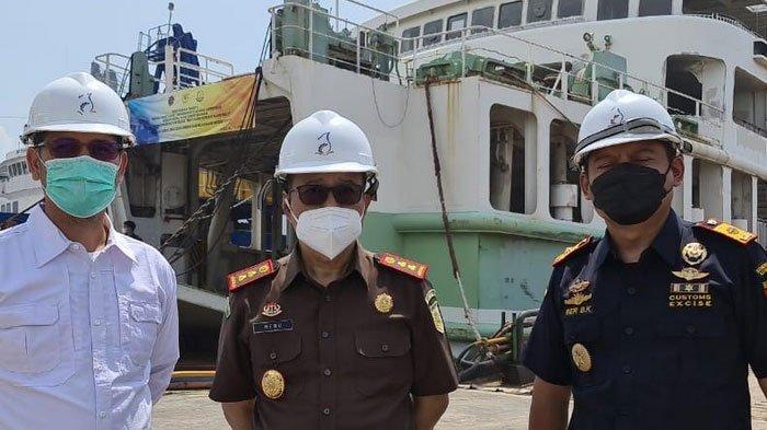 Bea Cukai Gresik Gagalkan Penyelundupan Kapal dari Jepang, Dilimpahkan ke Kejari Gresik