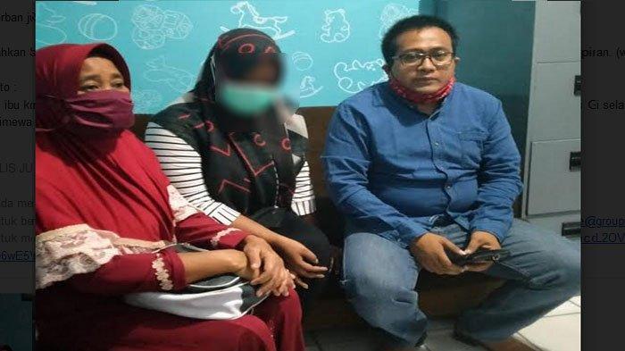 Terduga Pelaku Pencabulan Siswi di Gresik Tak Kunjung Ditangkap, Orang Tua Korban Jatuh Sakit