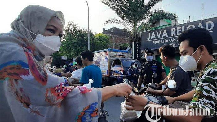 Gelar Safari Ramadhan,  Partai NasDem Gresik Kunjungi Pondok Pesantren Qomaruddin