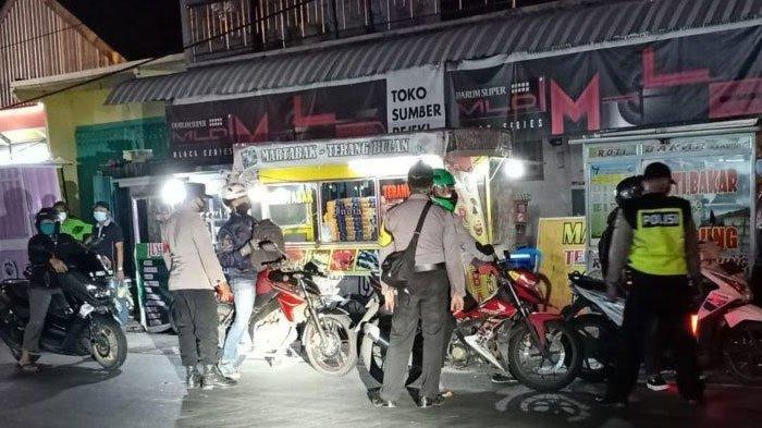 Polres Gresik Gelar Operasi Yustisi, Selain Pakai Helm, Pemotor Harus Pakai Masker
